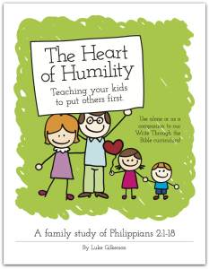 Heart of Humility Front