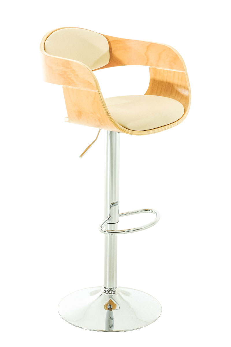 Tabouret Reglable Détails Sur Tabouret De Bar Réglable Kingston Similicuir Chaise Haute De Bar Repose Pied