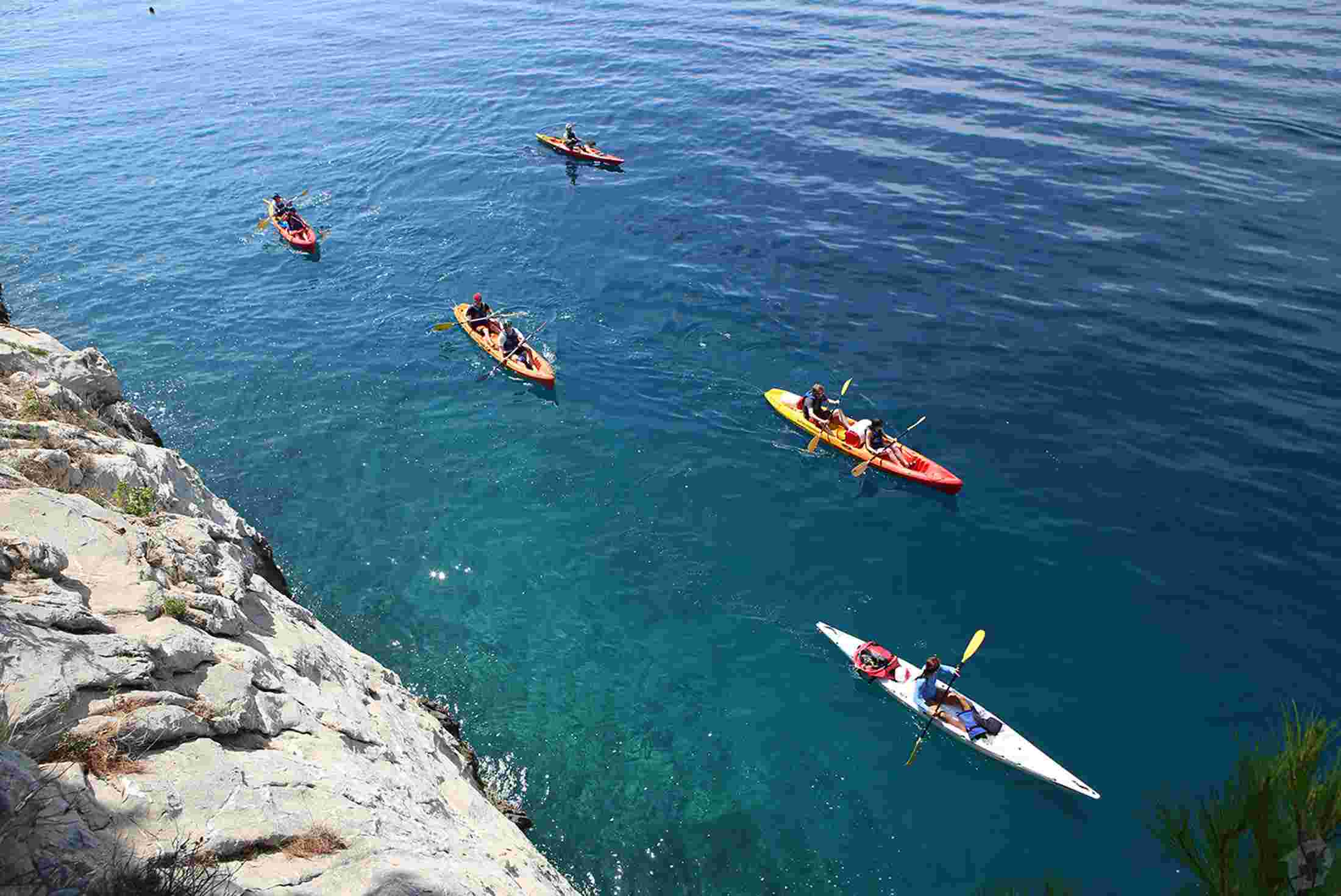 Kayak Croatia Hike Bike Kayak Intrepid Travel