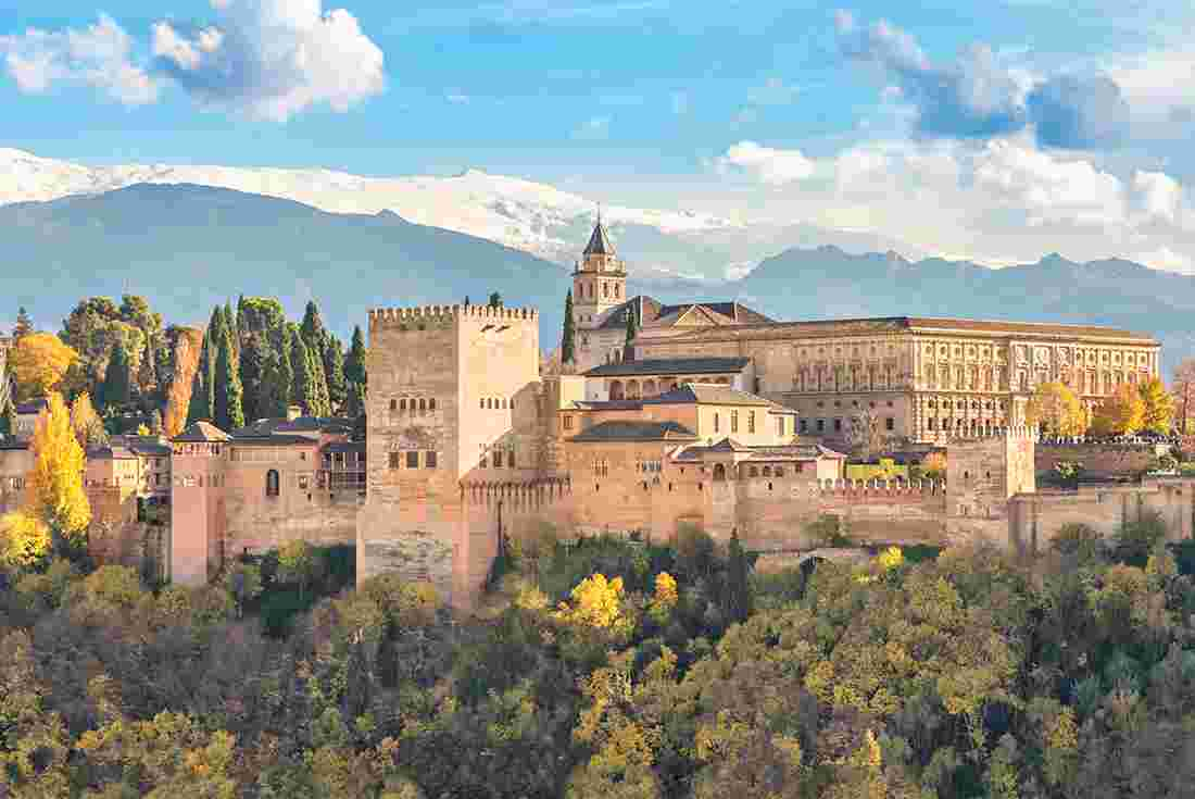 Camino De Ronda Granada Wikipedia Spain Tours Travel Intrepid Travel Ie