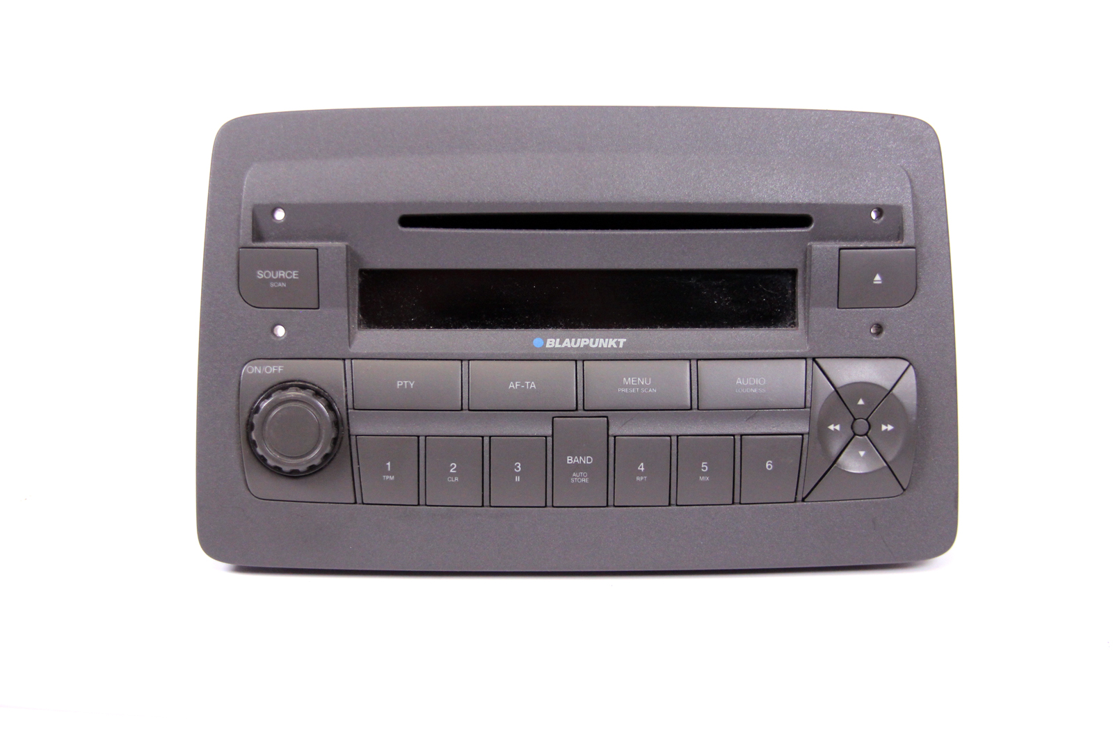 Radio-cd-player Für Badezimmer Fiat Panda Autoradio Cd Radio Player Blaupunkt 7643363316