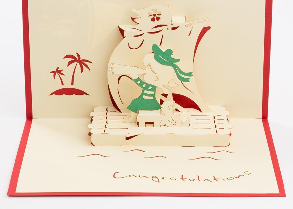 Baby Girl Products Intricate Greetings - baby girl congratulations card