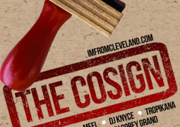 #TheCosign Vol. 2 feat Machine Gun Kelly, Ray Jr, King Chip, Billard, Yonni and more