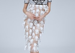 FLORAL GEOMETRY / COUTURE COLLECTION SS15