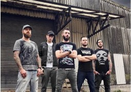"CALIBAN – launch lyric video for ""nebeL"""