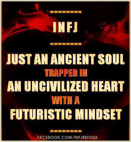 21 signs you\u0027re an INFJ personality type {told in pictures