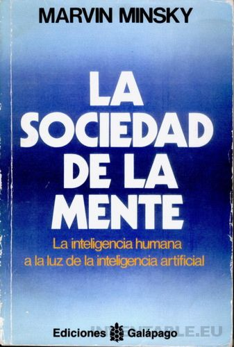 Inteligencia Artificial Libro Marvin Minsky: El Padre De La Inteligencia Artificial