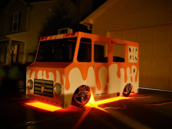 We All Scream The World39s 10 Weirdest Ice Cream Trucks