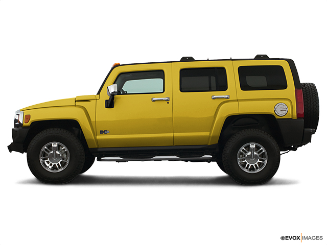 McKinney Yellow 2006 HUMMER H3 Used for Sale at Holiday