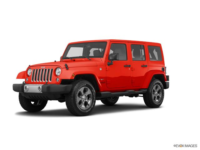 Firecracker Red Clearcoat 2017 Jeep Wrangler Unlimited for Sale in