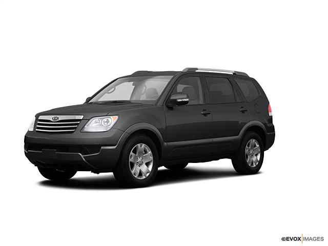 2009 Used Kia Borrego 2WD 4dr V6 LX 4D Sport Utility - Alcoa 025376