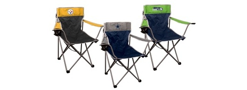 Jarden Sports Licensing 2 Pack Nfl Folding Chairs Kansas