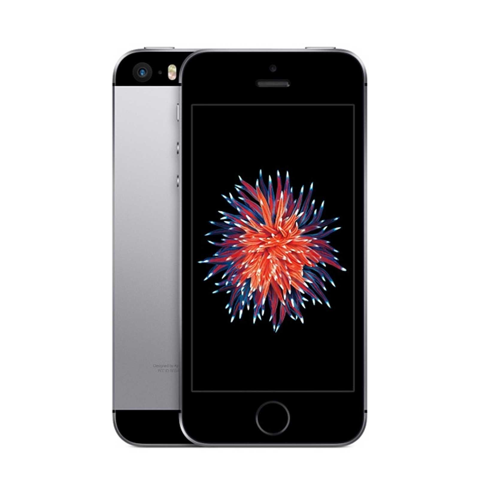 Iphone Se 16go Reconditionné Unlocked Apple Iphone Se 16gb Space Gray Mlly2ll A Check