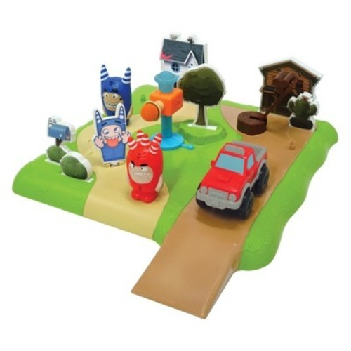 Oddbods Funny Maker Neighborhood Playset Blinq