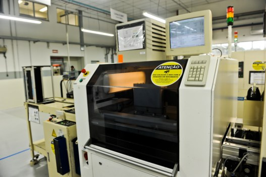 "Enclosed ""Clean-Air"" SMT production performed in-house."