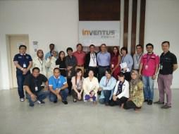 Visiting Malaysia Team