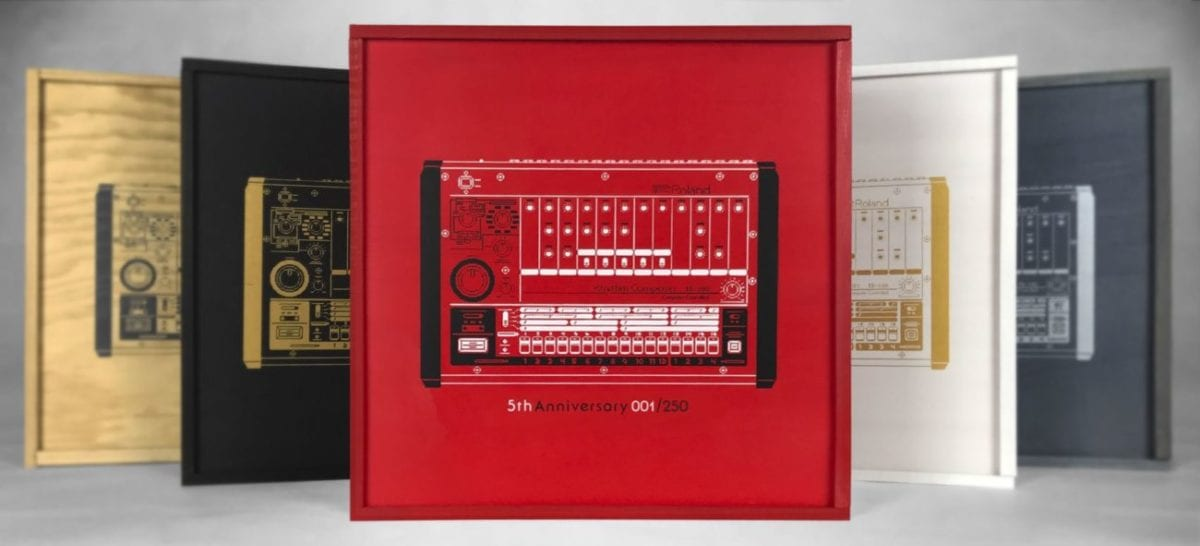 Red 1 Next To Time Capsule Fundamental Records Unveil 5th Anniversary Edition Of Time