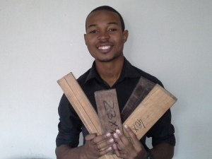 Faustino Quissico (www.AnzishaPrize.org/Fellows/Faustino-Quissico), 22, Mozambique. Founder of TQ Group and Services,