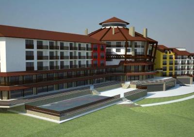 Hotel LIPA**** – Lokacija 1.