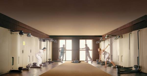 Regalia Sunny Isles Beach Exercise Room