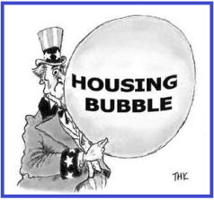 Housing: I've Worked Thru 4 Bubbles – They All End The Same