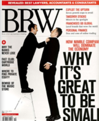 Business Review Weekly - 18 March 2010 - InvestorsChoice