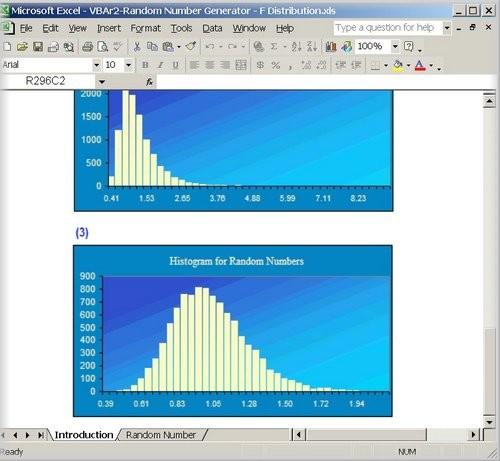 Excel Random Number Generator and Statistics (Set 2) Investing Post