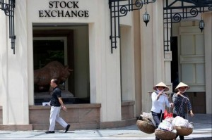 vietnam stock exchange