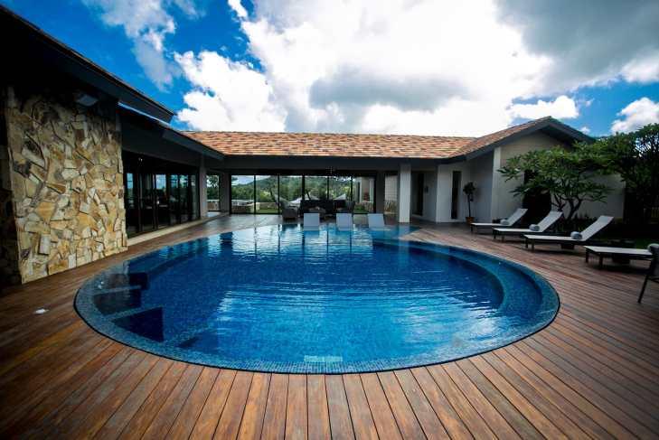 Casa Club pool area-X3