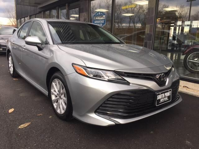Toyota Camry 2018 in Bronx, Bronx, New Jersey, Queens NY 2 Rich