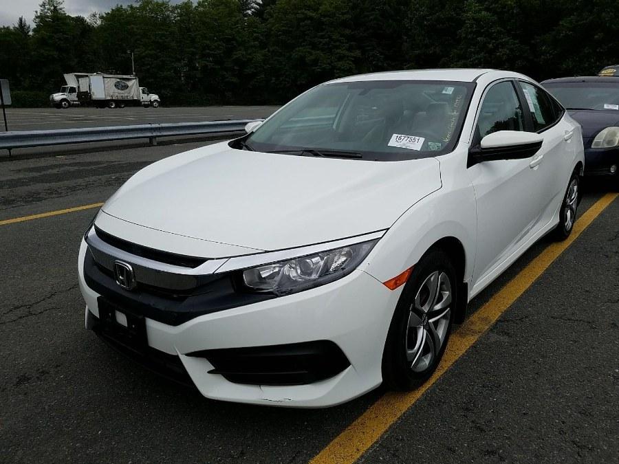 Honda Civic Sedan 2016 in Bronx, Bronx, New Jersey, Queens NY 2