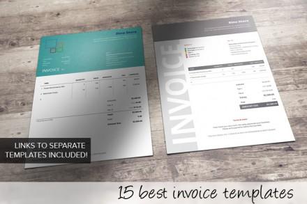 HTML Invoice Templates