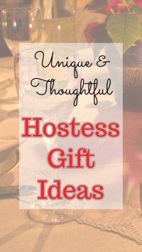Inexpensive and Thoughtful Hostess Gifts
