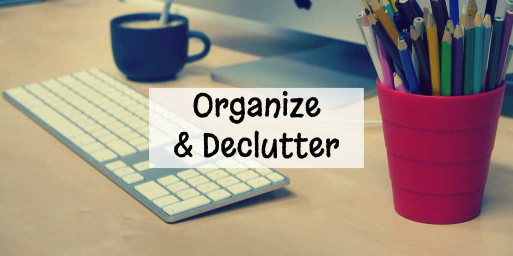 Organize  Declutter - Easy DIY Ideas from Involvery