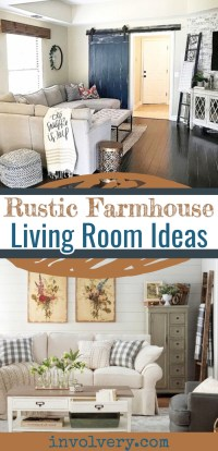 {Farmhouse Living Rooms}  Modern Farmhouse Living Room ...