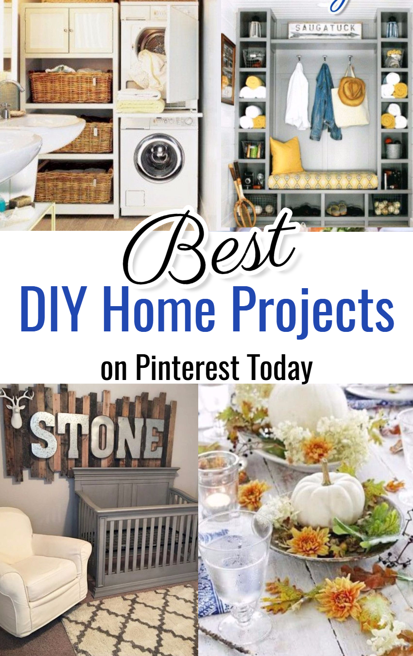 Diy Pinterest Pinterest Diy Home Projects To Try Issue 1024 Involvery