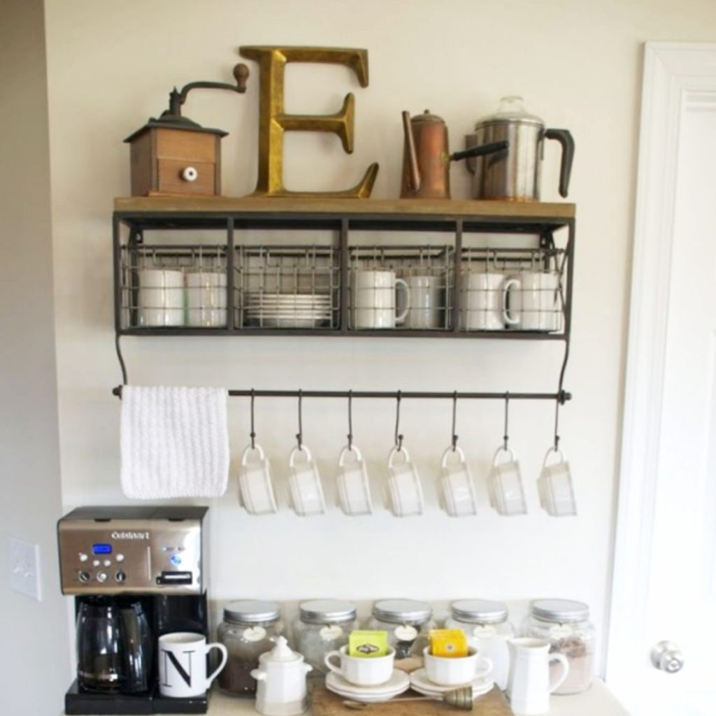 Coffee Station Diy Coffee Station Ideas Home Coffee Bars Ideas Pictures