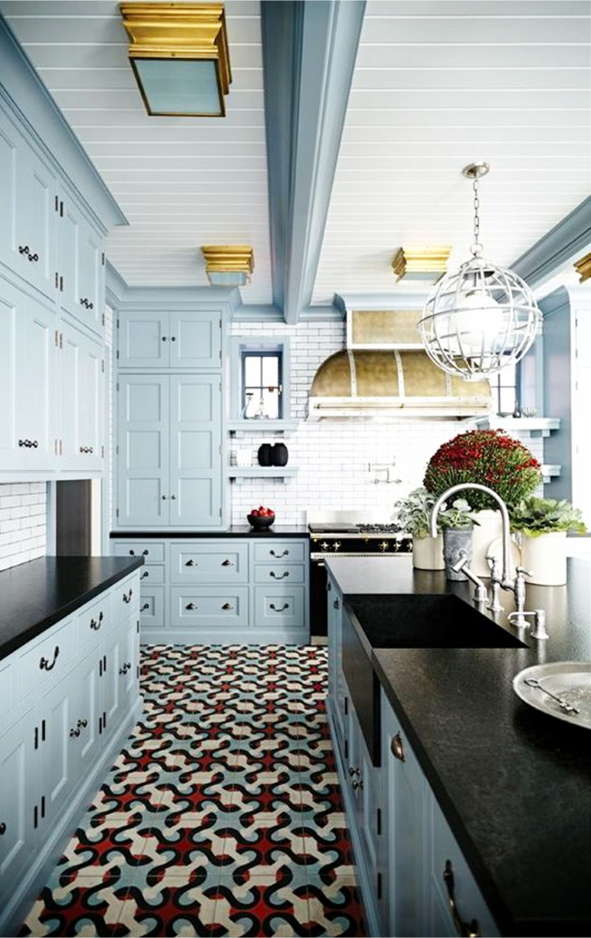 Painting Kitchen Cabinets Refresh Your Outdated Kitchen With These Popular Cabinet Color Ideas