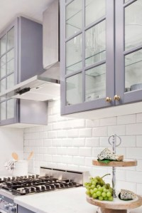 Popular Painted Kitchen Cabinet Color Ideas 2018