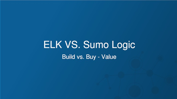 Sumo Logic ELK Stack Overview - Austin, United States of America