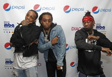 migos music will be released through motown and capitol records