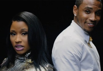 trey songz claims nicki minaj aint have shit before their bottoms up collaboration