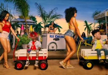 love kyle lil yachty ispy video