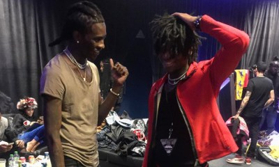 sahbabii pull up with ah stick remix ft young thug