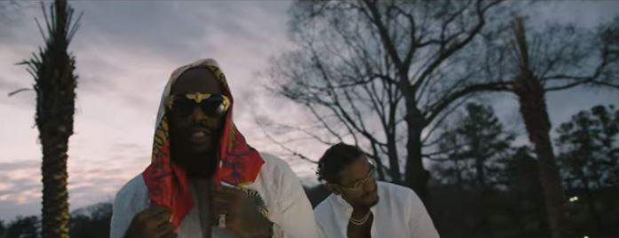 lloyd ft rick ross heavenly body video