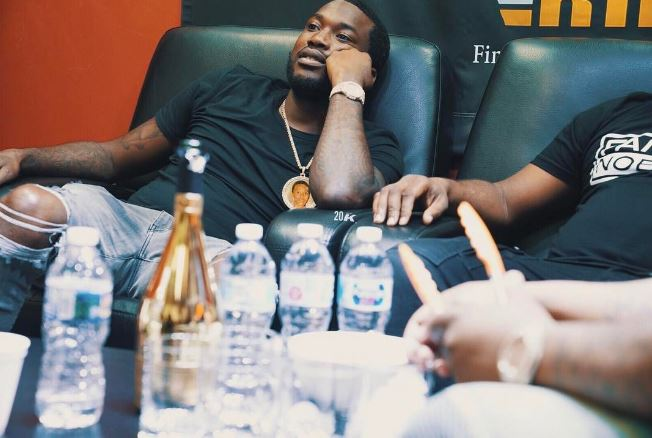 meek mill arrested for reckless endangerment in new york city