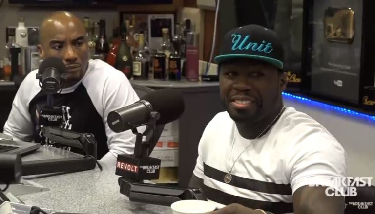 50 cent on his new comedy show offers advice to usher and kevin hart