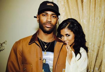 jhene aiko gets big sean tattoo