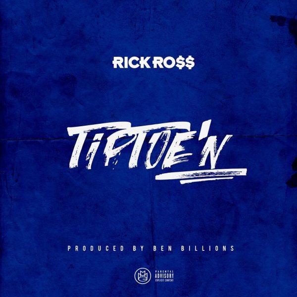 Rick ross tiptoen