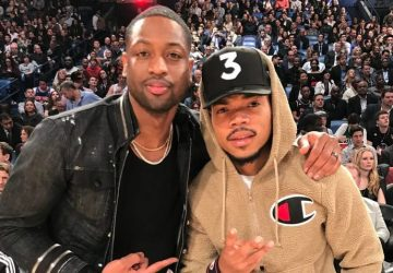 chance the rapper and dwyane wade to produce film on chicago basketball shot in the dark